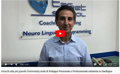 Presentazione progetto: Video di Self Coaching