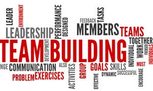 Team Building Target School